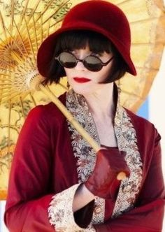 Miss Fisher's Murder Mysteries ~ Fabulous Phryne