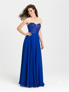 Shop for Madison James designer prom dresses and formal gowns at PromGirl. Elegant long pageant dresses and designer strapless formal ball gowns. Navy Prom Dresses, Gorgeous Prom Dresses, Strapless Prom Dresses, Beaded Prom Dress, Prom Dresses For Sale, Pretty Dresses, Beaded Gown, Long Dresses, Dress Long