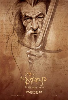The Hobbit: An Unexpected Journey IMAX Posters