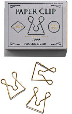 Crown Paper Clips