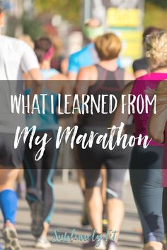 What I learned from my marathon: thinking through the things I did wrong so I don't make the same mistakes again. Running Training Plan, Running On Treadmill, Running Tips, Running For Beginners, How To Start Running, Benefits Of Running, Half Marathon Training, Inner Peace, Mistakes