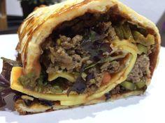 Low-Carb Big Mac Rolle 52