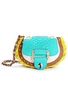 Versace - Women's Accessories - 2010 Spring-Summer a favourite repin of www.VIPFashionAustralia.com