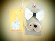 Handmade original elephant brooch_Girl Accessories_Hair bow_Needle felted natural wool brooch_Birthday gift for girls_Christmas gift