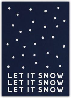 'Snowballs' by The Indigo Bunting, the award-winning design & illustration studio of Erin Jang.