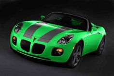 Pontiac Solstice Picture | Solstice Photos | Solstice Pictures - Synergy Green