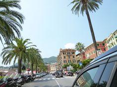 Macchina, Sestri Levante→Portofino, Italia (Luglio)