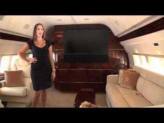 Whoa... Mr. Trump's New Boeing 757...
