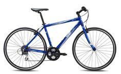 SE Bikes Monterey 24-Speed Hybrid Bicycle, Blue, 19 Inch - http://www.bicyclestoredirect.com/se-bikes-monterey-24-speed-hybrid-bicycle-blue-19-inch/