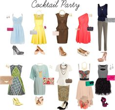 stuff you can wear on a simple party Cocktails, Simple, Party, Polyvore, How To Wear, Fashion, Craft Cocktails, Moda, Fashion Styles