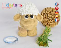 ◆❤ Welcome to Havva Designs Patterns Store ❤◆ ❥ This listing is for an amigurumi pattern, not the finished toy. ❥ Crochet pattern in pdf format, and emailed to you within 24 hours of your payment! ❥ Please add your email address your order when you purchase a product. ❥ This pattern is