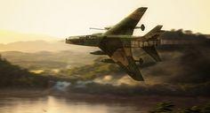 itifonhom 3D models and AviationArt - Gallery