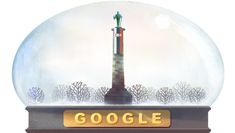 Serbia National Day: Google will present this doodle at February 15th in Serbia.