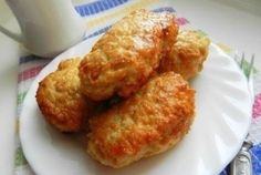 Супер пышные котлеты из куриного фарша с овсяными хлопьями. | Про рецептики - лучшие кулинарные рецепты для Вас!