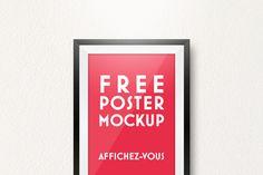 Free Poster Mockup