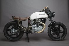 Honda CX 500 – Brother Moto
