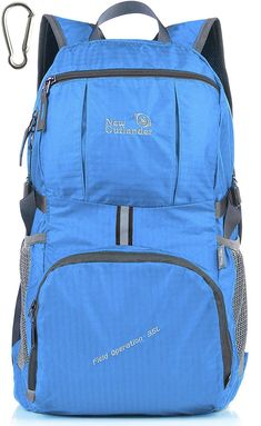 Outlander Large Packable Handy Lightweight Travel Backpack Daypack d57bd382dcc12