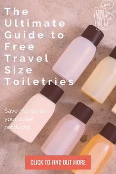 How To Save Money On Toiletries