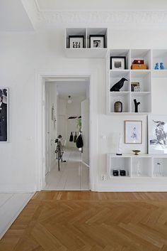Una cocina blanca nórdica - Estilo nórdico | Blog decoración | Muebles diseño | Interiores | Recetas - Delikatissen