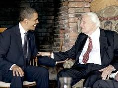 Billy Graham - US President Obama met and prayed with the Rev. Billy Graham for the first time Sunday - days after his administration dumped the ailing evangelist's son from a national prayer program. Billy Graham Funeral, Pastor Billy Graham, Rev Billy Graham, How To Overcome Loneliness, Franklin Graham, Barack And Michelle, The Rev, Us Presidents, Christian Faith