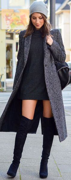 Véjà Du Zara Maxi Coat Fall Inspo