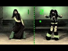 Eisenfunk - Pong - YouTube Interesting concept - love her outfit.. song - lyrics not so much except they obviously did a good job tying the two together..