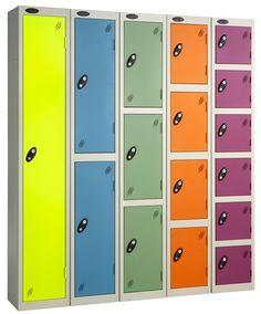 Probe Autumn Colour Lockers