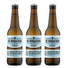 Cerveza artesanal Er Boquerón - Tienda gourmet online   masquegourmet.es
