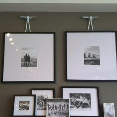 I want to do this in my living room. Boat cleats