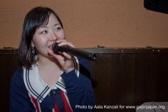 Karaoke time in Japan. Some Japanese people are just so great at it, that you can even be better than them. They are like professional :)