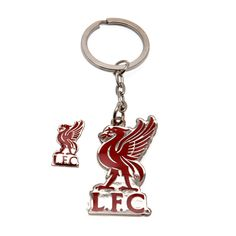 liverpool keyring badge FC Liverpool Official Merchandise Available at www.itsmatchday.com