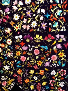 Prints + Patterns. #Print #Pattern #Floral