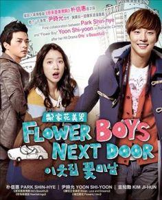FLOWER BOY NEXT DOOR KOREA DRAMA DVD Region All Free Shipping English Subtitle