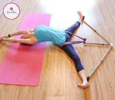 Portable Quality Leg Stretcher Stretching Machine Flexibility Training Tool Split Legs Ligament Indoorexercise Stretcher, Size: x x Stretching Machine, Stretching Exercises, Stretches, Flexibility Training, Improve Flexibility, Leg Pain, Back Pain, Split Legs, Injury Prevention