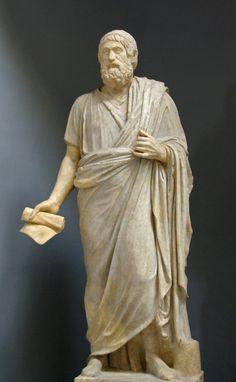 Sòfocles, Musei Vaticani, Roma | by Sebastià Giralt