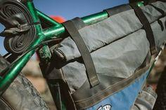 Orbiter Roll-top Frame bag