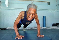 Esta corredora de 100 anos vai te emocionar - Estilo de vida - Aleteia: vida plena com valor