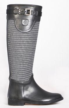 4049bbaf31 15 Best Boots make us love rain. images | Love rain, Our love, Black ...