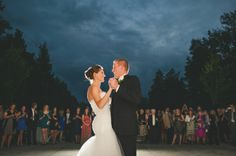 Dancing under the stars - Wadsworth Mansion, Middletown, CT