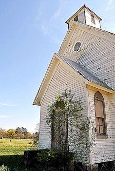 Old Church   North Carolina