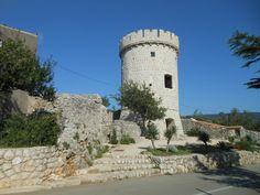 Cres Tower - Cres Island, Croatia
