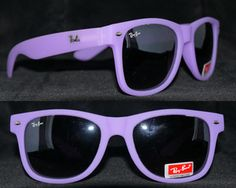 New Rayban Wayfarer RB2140 Sunglasses Purple Color ee16966b9c