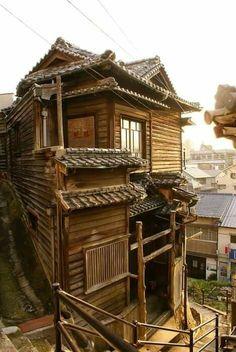 Onomichi,historic town in Hiroshima prefecture.