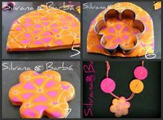 Tutoriales Fimo #DIY #manualidades  #crafts