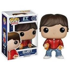 Funko POP! Movies - E.T. The Extra Terrestrial #131 Elliot