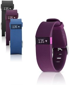 Lowest Price! Fitbit Charge Wireless Heart Rate  Activity Wristband (3 Colors) $74.95 (a4c.com)