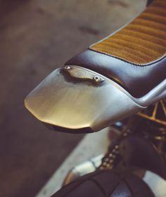 NX 650 | Jack Sutter - RocketGarage - Cafe Racer Magazine