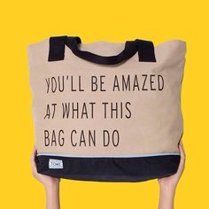 You Ll Be Amazed At What This Bag Can Do With Every Purchased Toms Will Help Provide A Safe Birth For Mother And Baby In Need