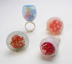 before it fades (infamousaccessories: Mariko Kusumoto Rings:...)
