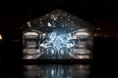 Promat Museum Projection Mapping
